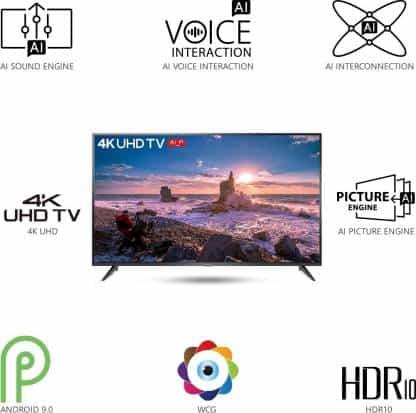 iffalcon K31 Review & Comparison with VU Pixelight