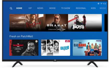 MI 4X - 43 Inch Smart TV Review