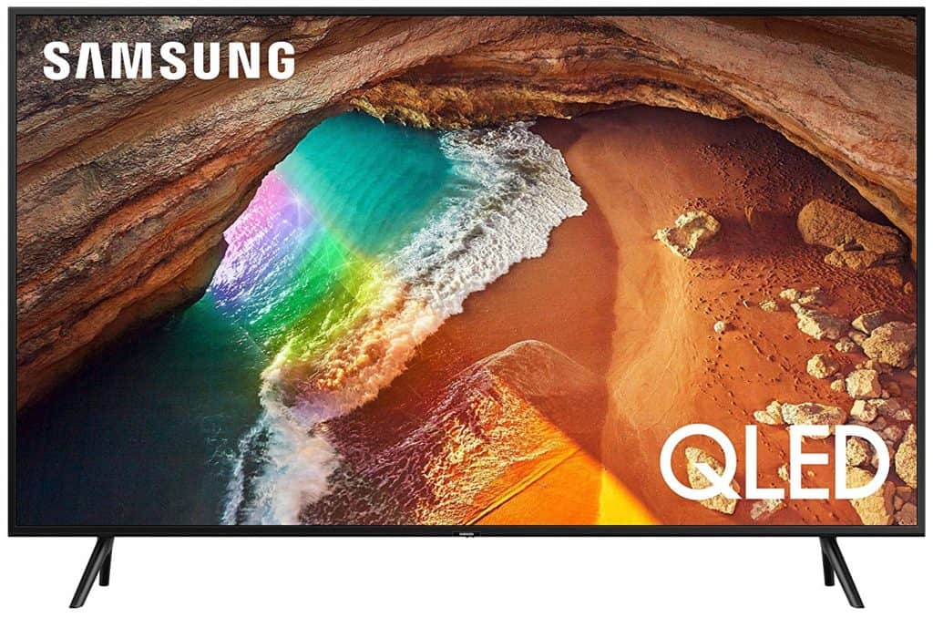 Samsung 138 cm (55 Inches) 4K Ultra HD Smart QLED TV Q60RAK