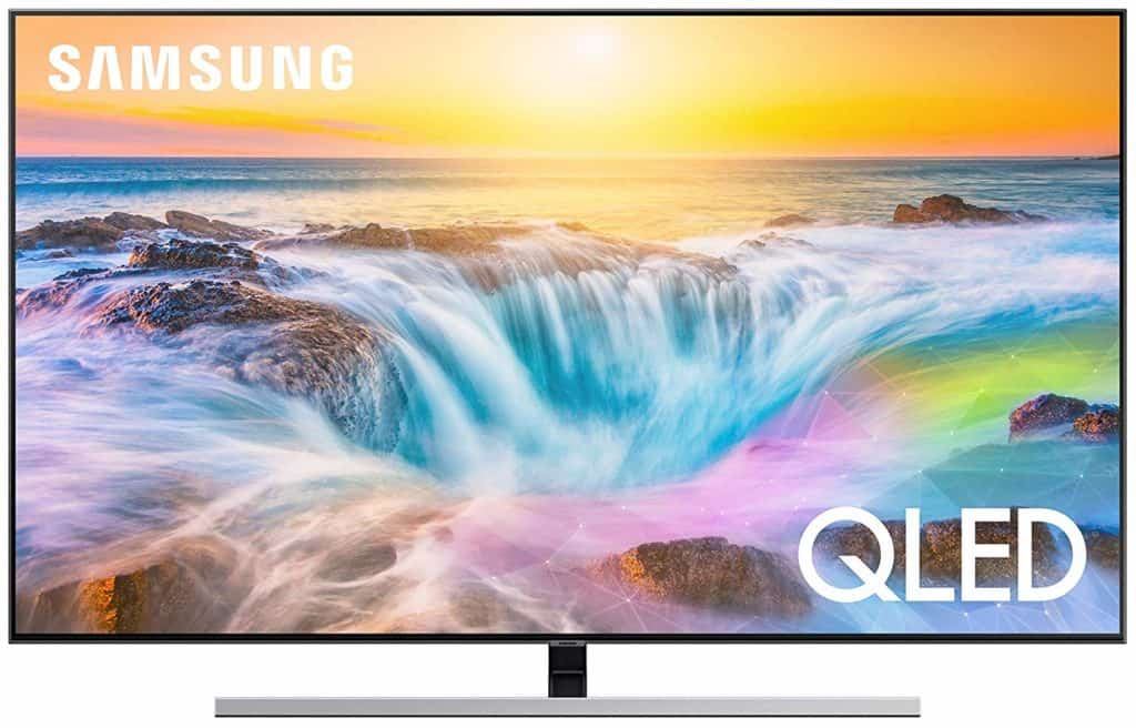 Samsung 138 cm (55 Inches) 4K Ultra HD Smart QLED TV QA55Q80RAKXXL